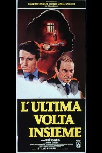Poster of L'ultima volta insieme