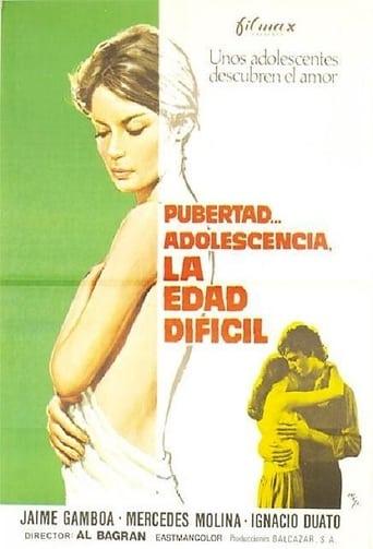 Poster of Pubertad, adolescencia, la edad difícil