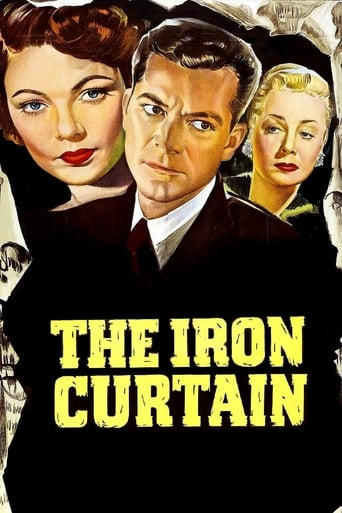 Poster of The Iron Curtain