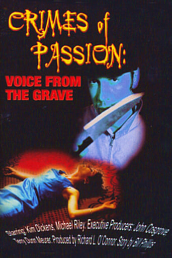 Poster of Voice from the Grave