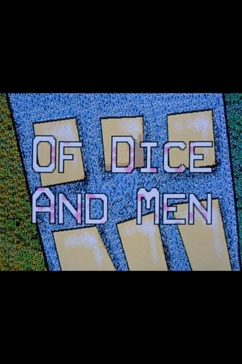 Poster of Of Dice and Men