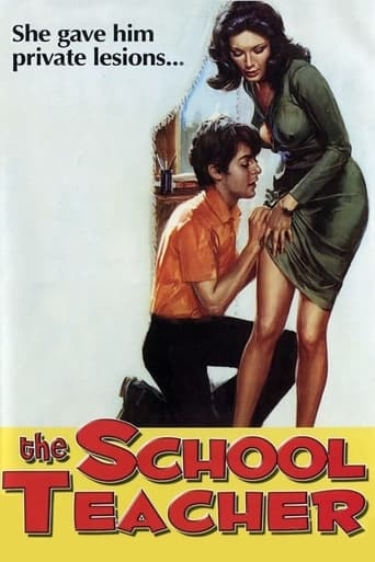 Poster of The School Teacher