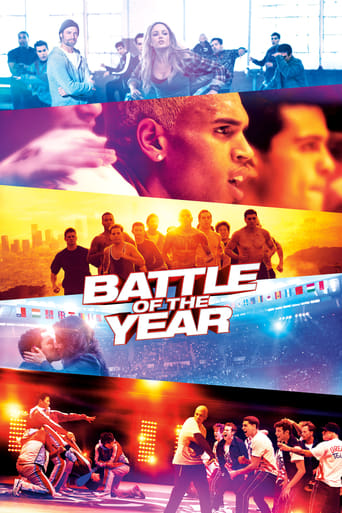 Poster of Battle of the Year