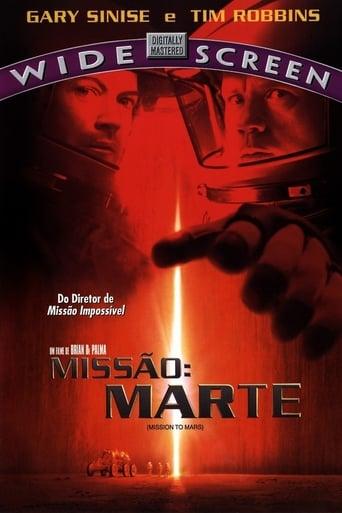 Missão: Marte - Poster
