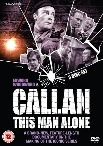 Poster of Callan: This Man Alone
