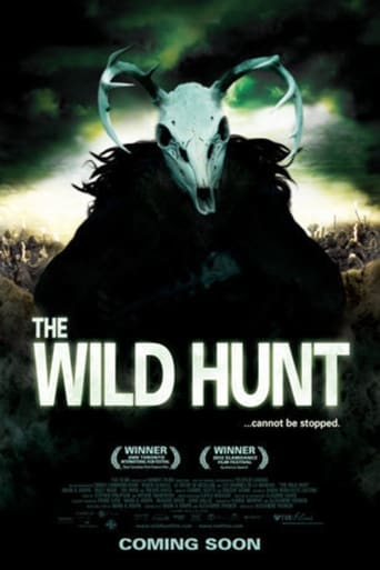 Poster of The Wild Hunt