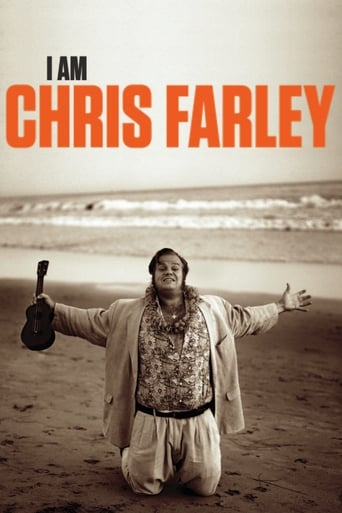 Poster of I Am Chris Farley