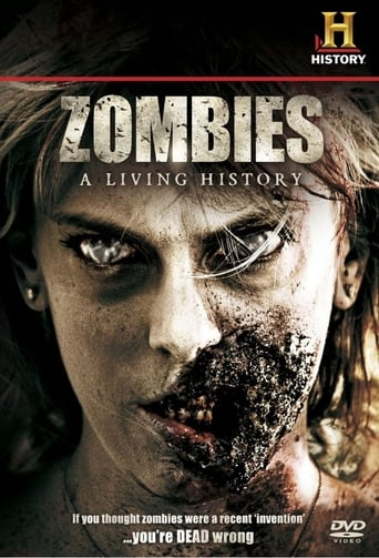 Poster of Zombies: A Living History