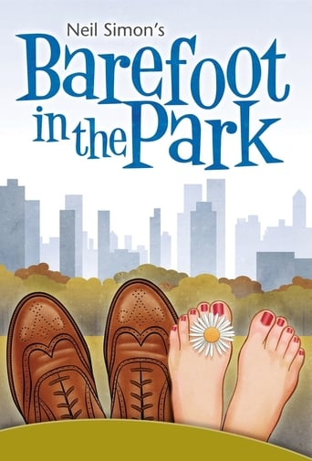 Poster of Barefoot In the Park