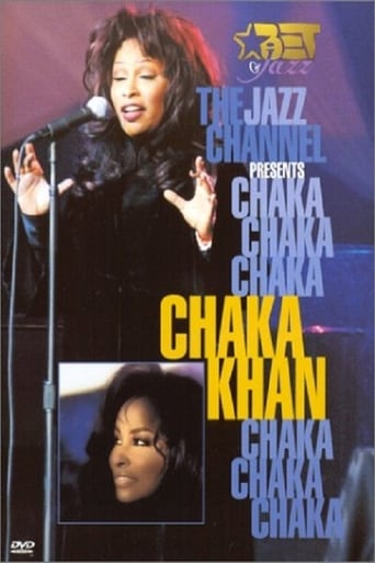 Poster of The Jazz Channel Presents Chaka Khan