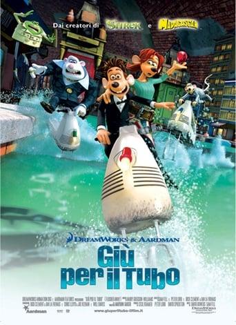 Poster of Giù per il tubo