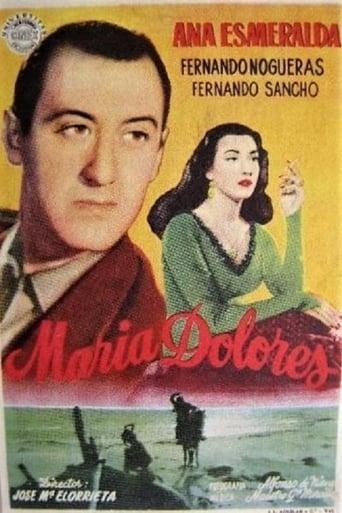 Poster of María Dolores