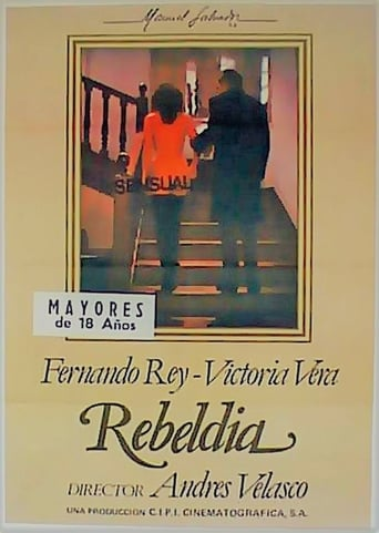 Poster of Rebeldía