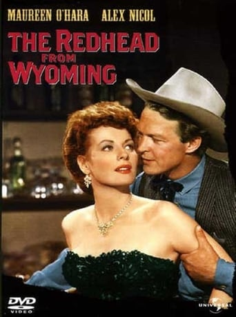 Poster of The Redhead from Wyoming