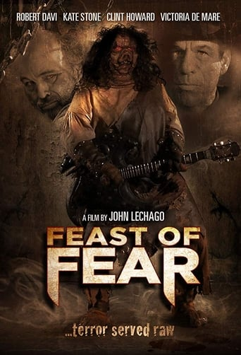 Poster of Feast of Fear
