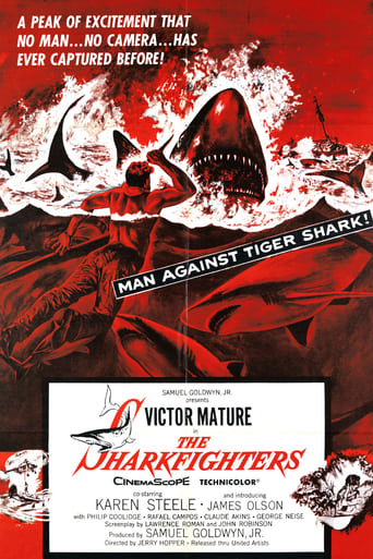 Poster of The Sharkfighters