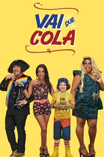 Poster of Vai Que Cola