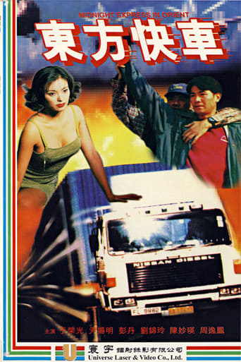 Poster of Midnight Express in Orient