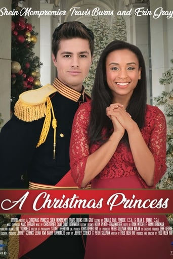 Poster of A Christmas Princess