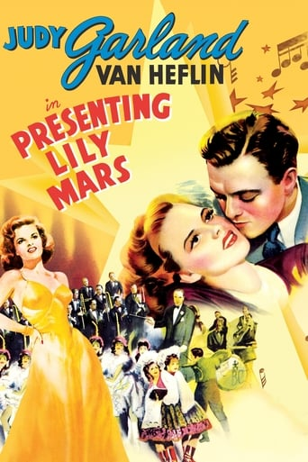 Poster of Presenting Lily Mars