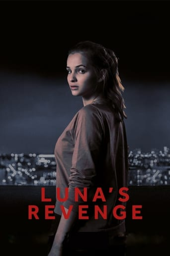 Poster of Luna's Revenge