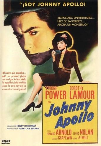 Poster of Johnny Apollo