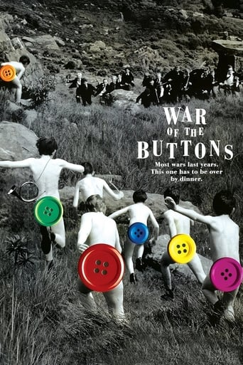 Poster of War of the Buttons