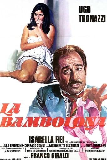 Poster of La bambolona