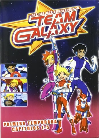 Poster of Team Galaxy