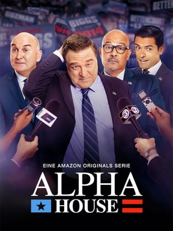 Poster of Alpha House