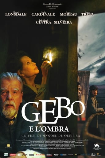 Poster of Gebo et l'ombre