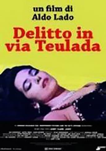 Poster of Delitto in via Teulada