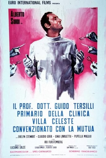 Poster of Medicine Italian Style