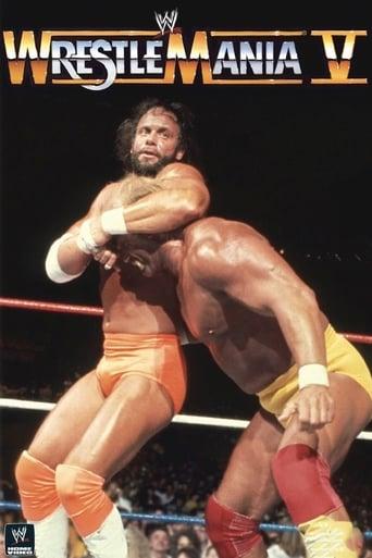 Poster of WWE WrestleMania V