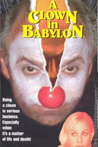 Poster of A Clown in Babylon