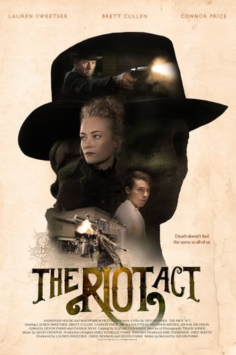 The Riot Act poster