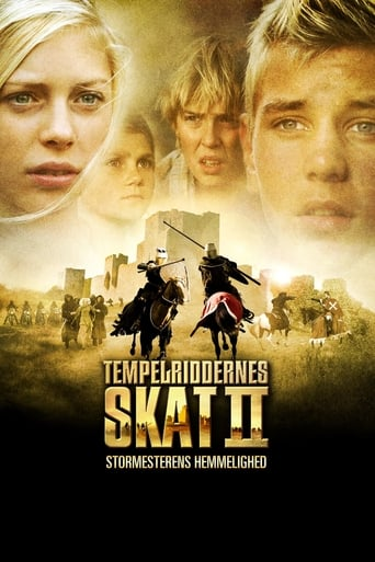 Poster of The Lost Treasure of the Knights Templar II