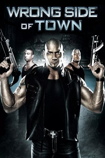 Poster of Wrong Side of Town