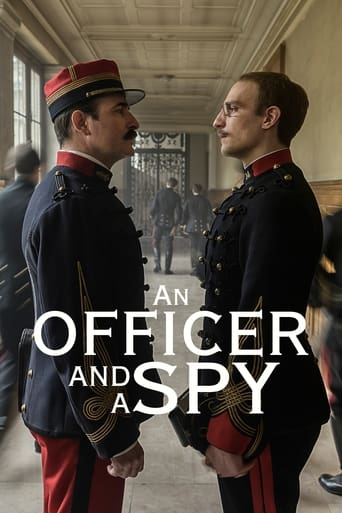 Poster of An Officer and a Spy