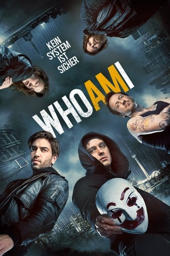 Who Am I - Kein System ist sicher Poster
