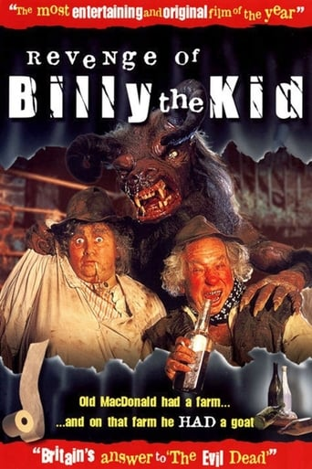 Poster of Revenge of Billy the Kid