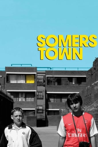 Poster of Somers Town