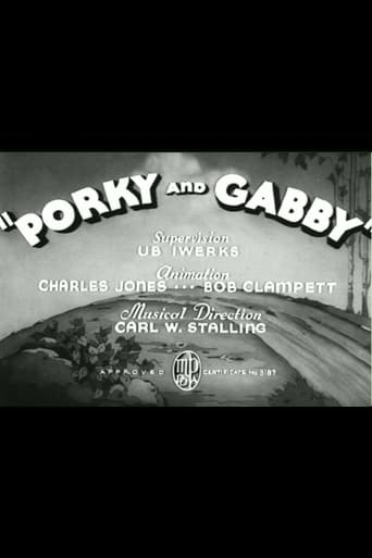 Poster of Porky and Gabby
