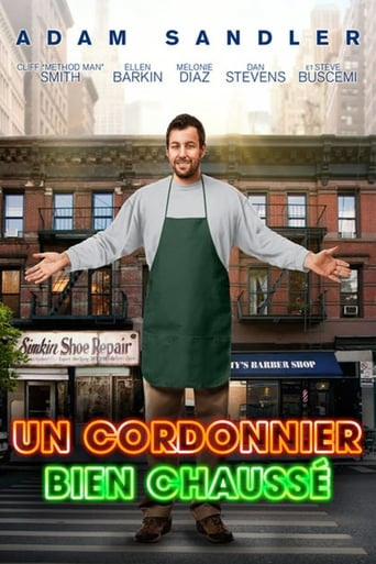 Poster of The Cobbler