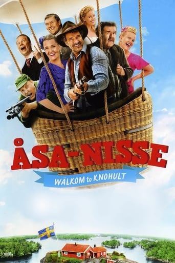 Poster of Asa-Nisse - Welcome to Knohult