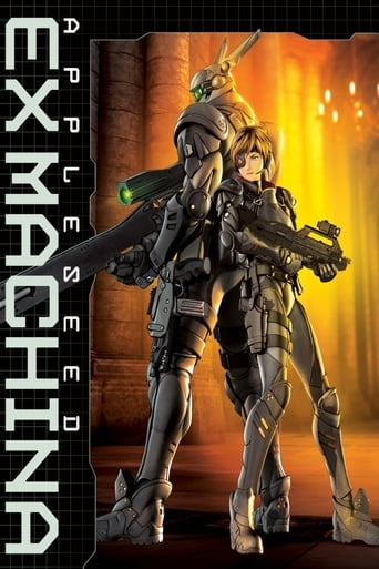 Poster of Appleseed: Ex Machina