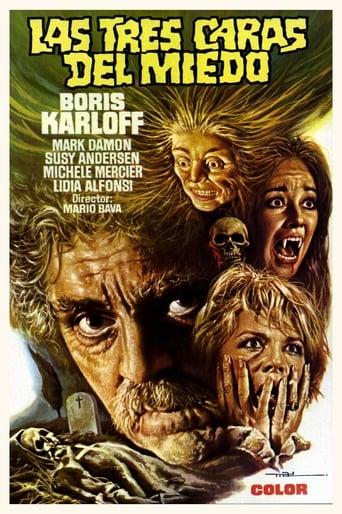 Poster of Las tres caras del miedo