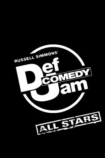 Poster of Russell Simmons' Def Comedy Jam All Stars