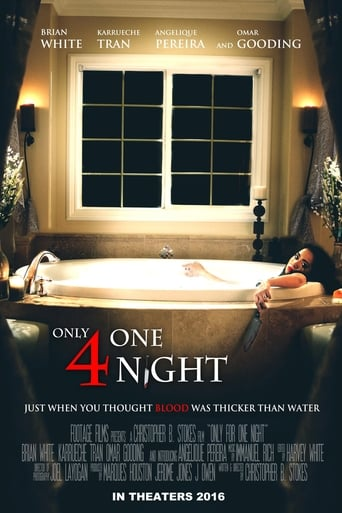 Poster of Only For One Night