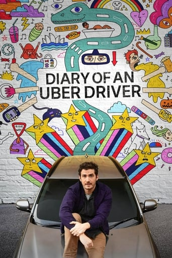 Poster of Diary of an Uber Driver